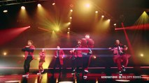 【GENERATIONS from EXILE TRIBE CM 】LIVE DAM STADIUM STAGE / GENERATIONS篇