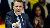 Les phrases chocs d'Emmanuel Macron - ZAPPING ACTU BEST OF DU 01/11/2017
