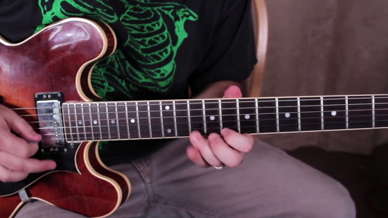 Guitar Scales Lesson – The 5 Positions of the Minor Pentatonic Scale – blues scale – YouTube