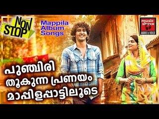 പുഞ്ചിരി തൂകുന്ന പ്രണയം മാപ്പിളപ്പാട്ടിലൂടെ ... #  Malayalam Mappila Songs 2017 # Mappila Songs