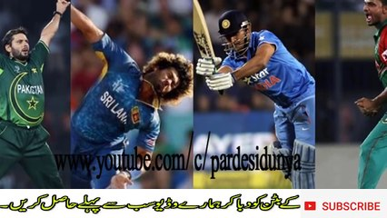 Latest Cricket Highlights Videos Dailymotion