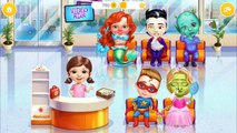 Fun Superhero Care - Baby Play Doctor Kids Games Crazy Hospital - Android Gameplay for Girls