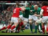 Ireland 21 Wales 23, RBS 6 Nations 2012 at Aviva Stadium, Dublin on Sunday 5th February