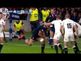 Extraits officiels: Angleterre 19-16 France