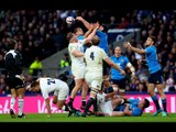 Extraits officiels: Angleterre 36-15 Italie