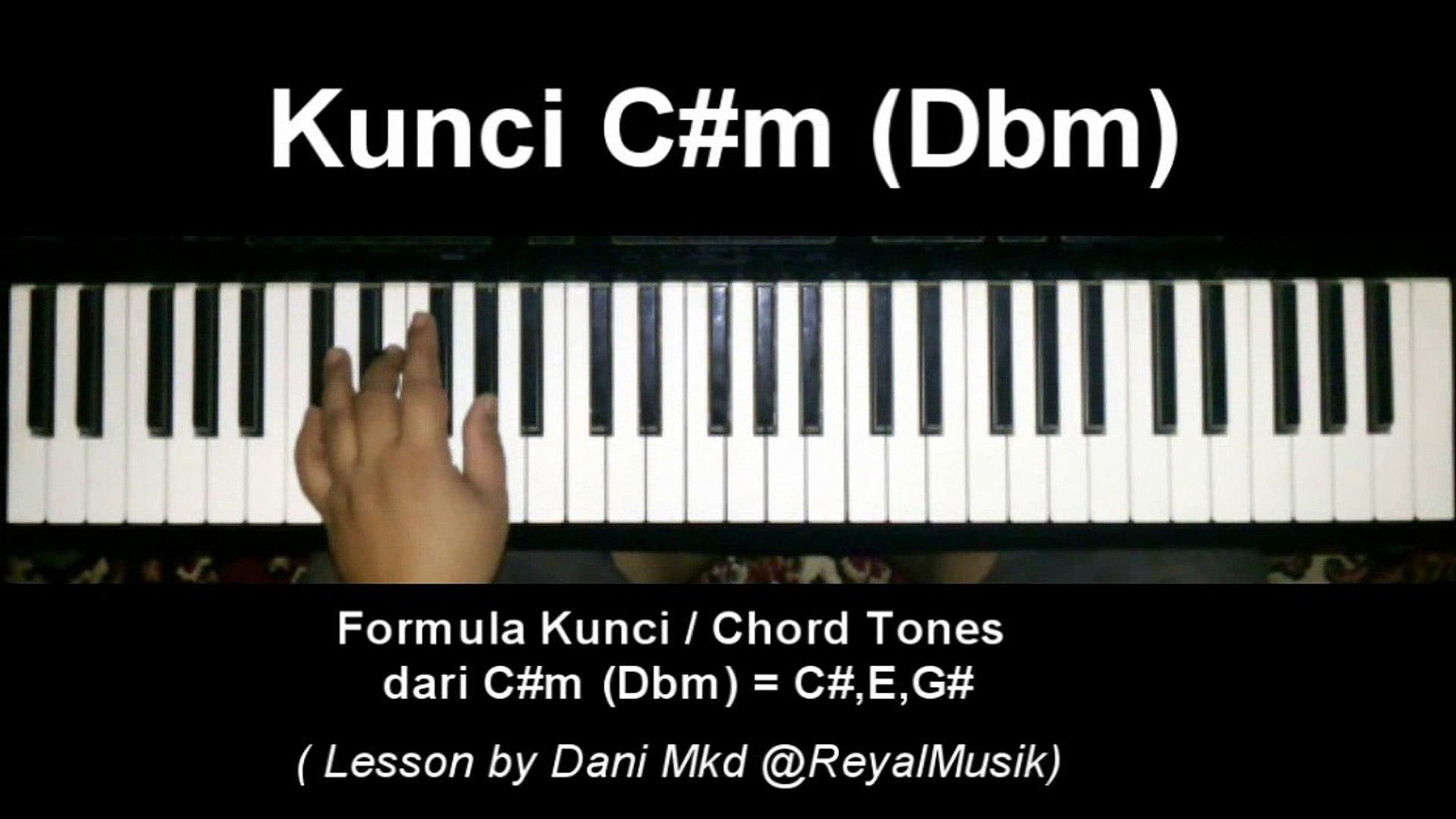 Belajar Piano Dasar Kunci Minor Lengkap Untuk Pemula Video Dailymotion