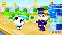 Panda del Bebé Seguridad - Seguridad Vial - de dibujos animados de formación para los niños, , juego