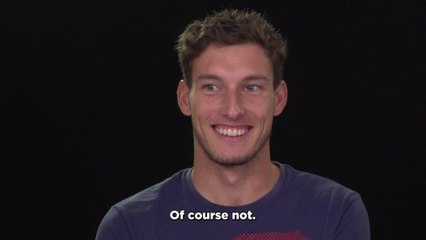 Rolex Paris Masters 2017 - Yes or No by Pablo Carreno-Busta