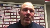 ELAN TV - Phase de groupe Champions league - Zone mixte ELAN VS PAOK