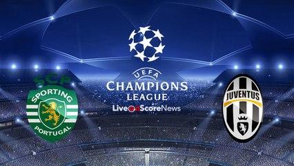 Sporting Lisbon vs Juventus 1-1 All Goals & Highlights - 31.10.2017 HD