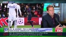 Ce qu'apporte Draxler au milieu du PSG selon Rothen