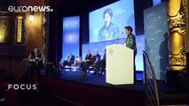Crans Montana Forum: united against terrorism