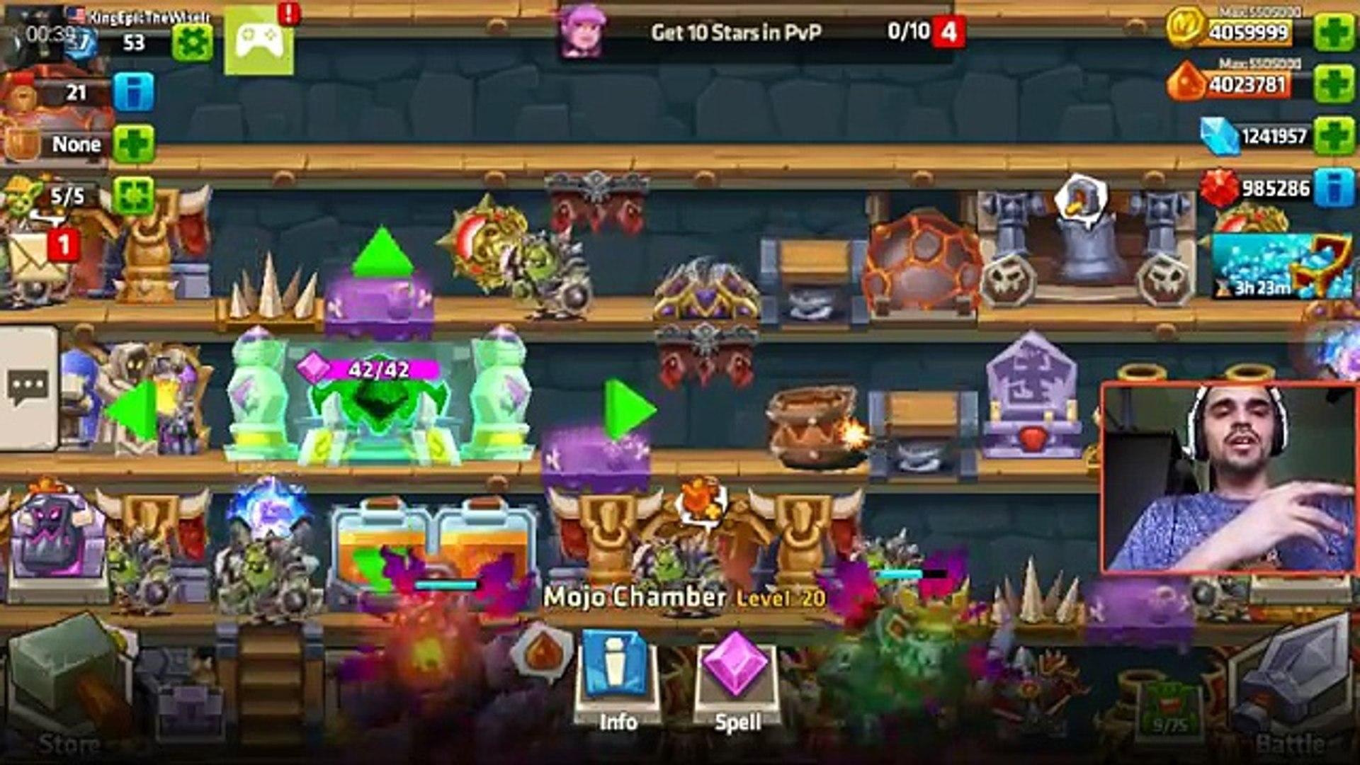 Monster Castle : Sams Doom Fortress is CRAZY!