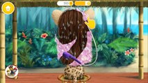 Best android games | Jungle Animal Hair Salon 2 - Tropical Pet Makeover | Fun Kids Games