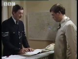 Funny Hugh Laurie & Stephen Fry comedy sketch! 'Your name, sir_' - BBC