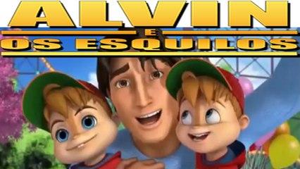 Alvin e os esquilos O medo