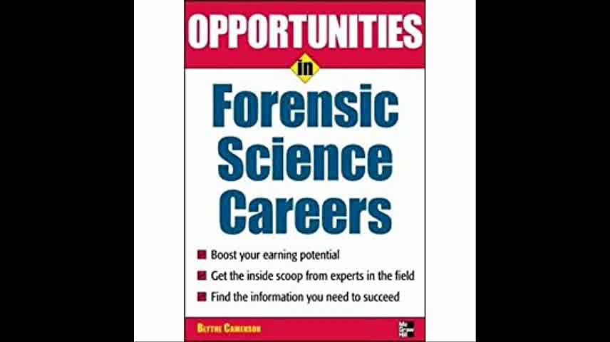 Opportunities in Forensic Science (Opportunities in … (Paperback))