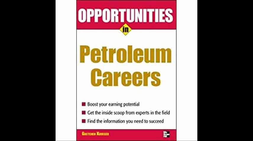 Opportunities in Petroleum (Opportunities in … (Paperback))