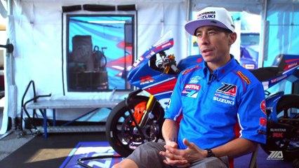 Yoshimura Suzuki Factory Racing Roger Hayden Barber Motorsports Park