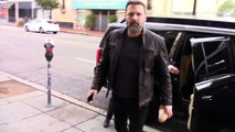 Ben Affleck Chuckles About Dressing Up As Batman For Halloween Before His Role
