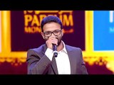 JAYASURYA SINGING SUPERHIT SONG HAWA HAWA AYE HAWA WITH NADIRSHA ,  Malayalam Comedy Stage Show 2016
