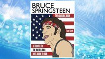 Download PDF Bruce Springsteen: The Coloring Book: A Tribute to the Rock & Roll Boss Born to Run FREE
