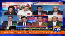 Aap Kahan Se Aye Hain- Aap Aasman Se Utray Hain- Heated Debate Between Imtiaz Alam & Hafeezullah Niazi
