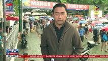 Ilang pamilya, nag-overnight sa Himlayang Pilipino para sa #Undas2017