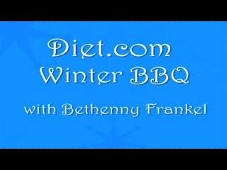 Celebrity Health Food Chef Bethenny Frankel