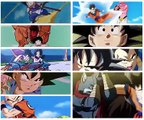 All Openings (Dragon Ball, Dragon Ball Z, Dragon Ball Super)