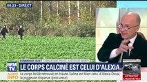Le corps brûlé retrouvé en Haute-Saône est bien celui d'Alexia Daval, la joggeuse disparue