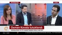 Osman Kavala tutuklandı