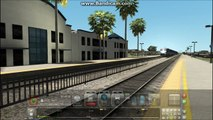 Train Simulator new HD EXCLUSIVE: EMD F59PHi Pacific Surfliner Action Preview