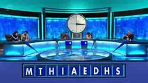 Susie Dent & The Bleeped Out Countdown Word Too Rude For TV
