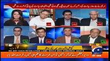 Aap Kahan Se Aye Hain Heated Debate Between Imtiaz Alam & Hafeezullah Niazi