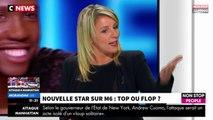 """La chanteuse Myriam Abel flingue Shy'm et le jury de """"Nouvelle Star"""" (vidéo)"""