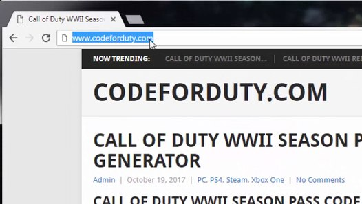 How to Get Call of Duty WWII Season Pass Code Free - Xbox One, PS4 and PC