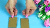 How to make Magic Book  Amazing Magic Trick  DIY secret box easy