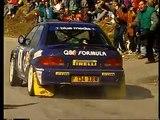 Subaru Impreza WRC GC8 Old School Rally Video (Part 4)