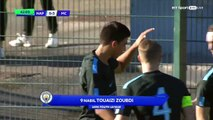 0-5 Nabil Touaizi Zoubdi Goal UEFA Youth League  Group F - 01.11.2017 Napoli Youth 0-5 Man City...