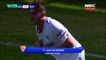 1-1 José Calderón Goal UEFA Youth League  Group E - 01.11.2017 Sevilla Youth 1-1 Spartak M. Youth