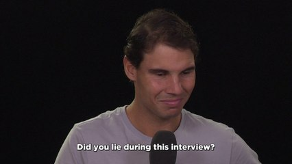 Rolex Paris Masters 2017 - Yes or No by Rafael Nadal