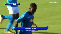 2-5 Micheal Scarf Goal UEFA Youth League  Group F - 01.11.2017 Napoli Youth 2-5 Man City Youth