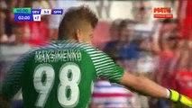 3-3 Ilya Mazurov Goal UEFA Youth League  Group E - 01.11.2017 Sevilla Youth 3-3 Spartak M. Youth
