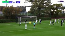 0-1 Cesar Gelabert Piña Goal - Tottenham U19 0-1 Real Madrid U19 - 01.11.2017 UEFA Youth League Group H - 01.11.2017