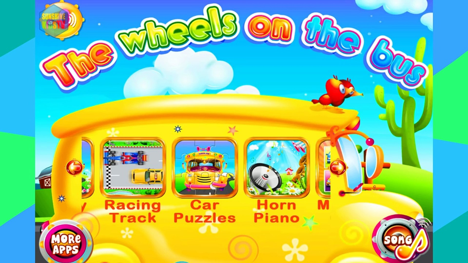 Cars for Kids. Vehicles puzzle. Learning Transportation with education game app for Kids