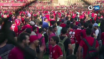 C1 africaine: le stade envahi, Al Ahly annule son entraînement