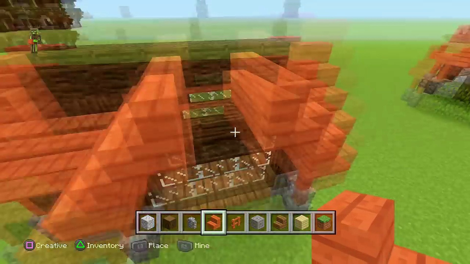 Minecraft Simple Easy Efficient Survival House Tutorial How To Make A Small Survival House Ž±ç‰‡ Dailymotion