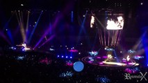 Muse - Feeling Good, Palacio de los Deportes, Mexico City, Mexico  11/20/2015