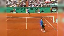Tomas Berdych ♦ Top 10 Points Against Federer in Grand Slam (HD)